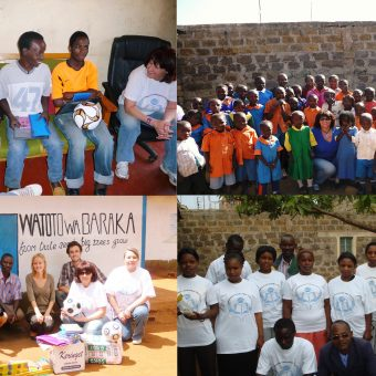 Kenya Educational / Orphaned Children's Visit & Review