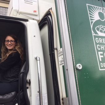 MCT Greater Chicago Food Depository – Fresh Truck Outreach