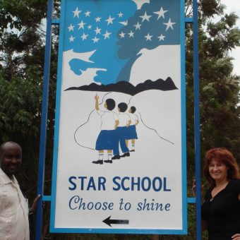 Magnus Charitable Trust Star School Plaque Dedication Ceremony