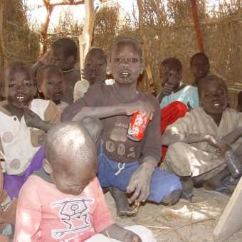 MCT carries on its efforts to help the children of Sudan
