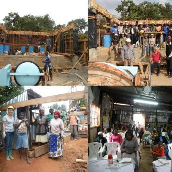 MCT 2012 to 2013 Donates To Building Of Kibagare Church Kenya
