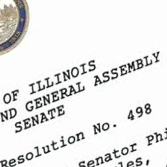 Illinois Senate Recognizes Humanitarian Efforts